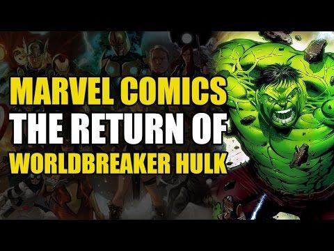 World War Hulk - Complete Story - YouTube