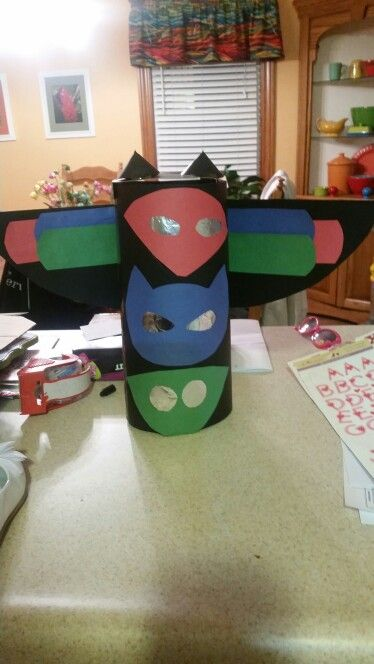 PJ Mask Valentine box