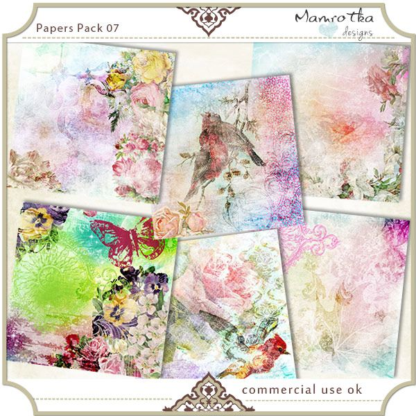 Papers Pack 07