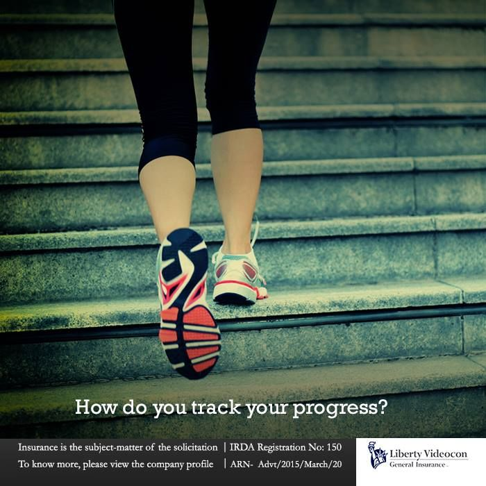 Do share your fitness progress with us and tell us how you track your progress.