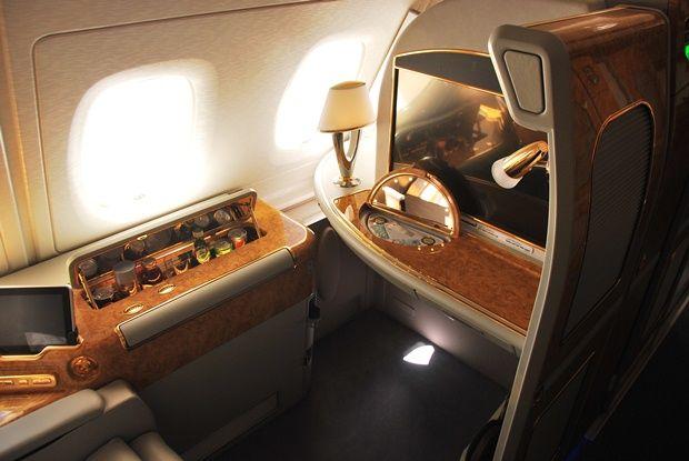 Emirates A380 First/Business Class Review Video | The Travel Tart Blog