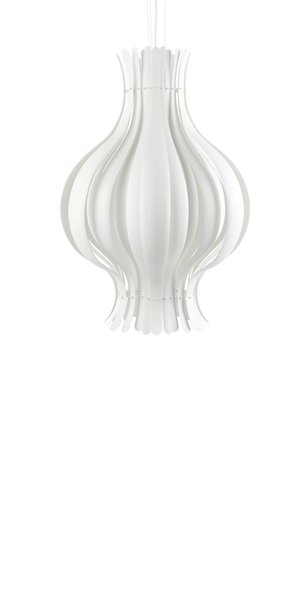 ONION ø65 CM - Pendant designed in 1977 by Verner Panton