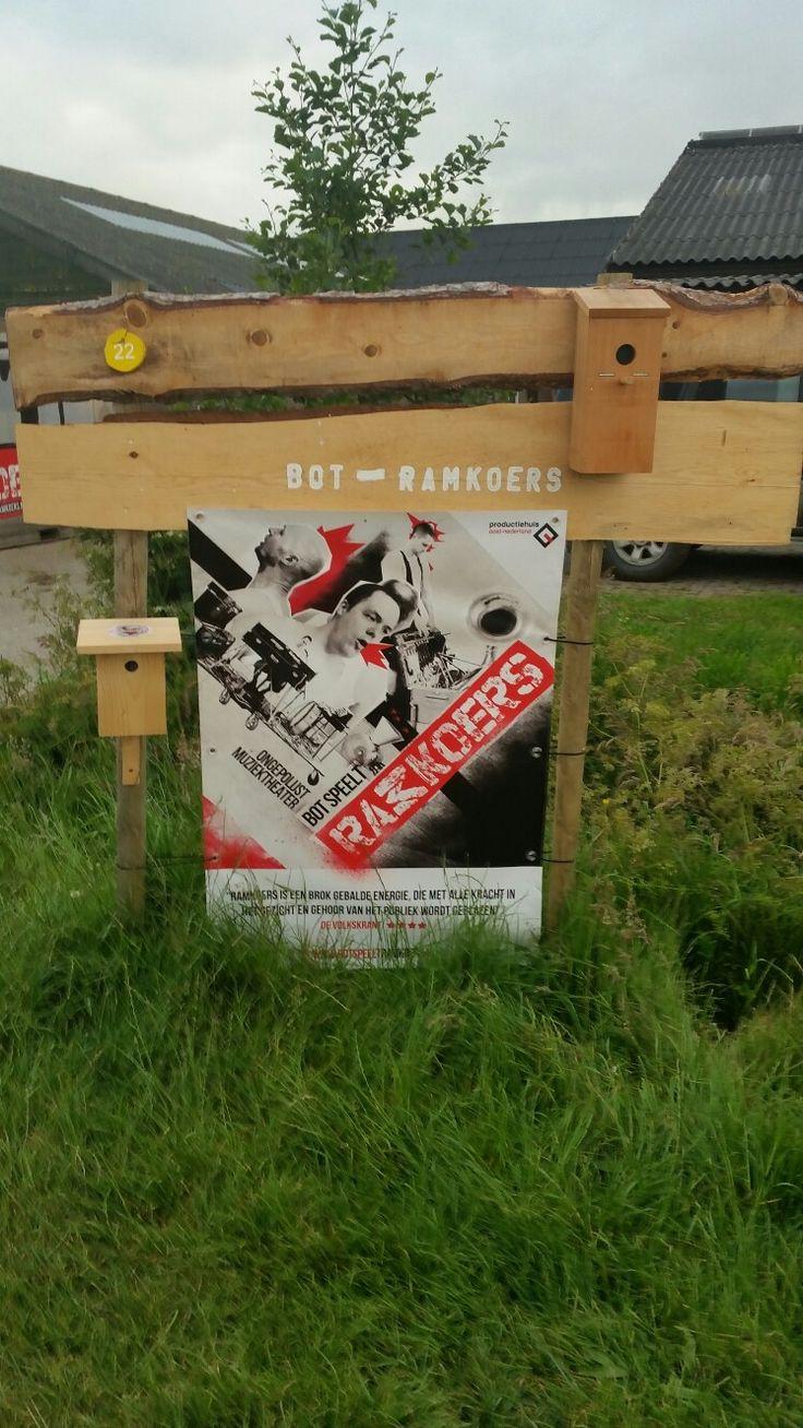 Bot - Ramkoers