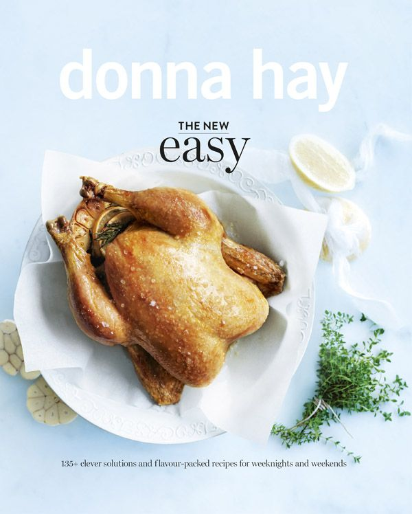 Learn from the best with Donna Hay's latest cookbook 'The New Easy' #flybuysnz #265points #donnahay