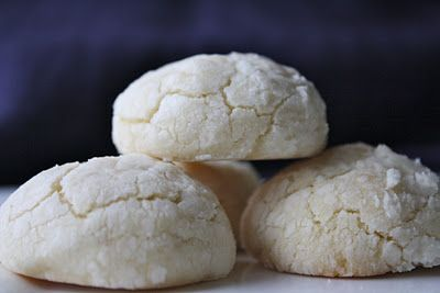 Czech Sugar Cookies - Warning Not Healthy! Gotta make for Christmas.