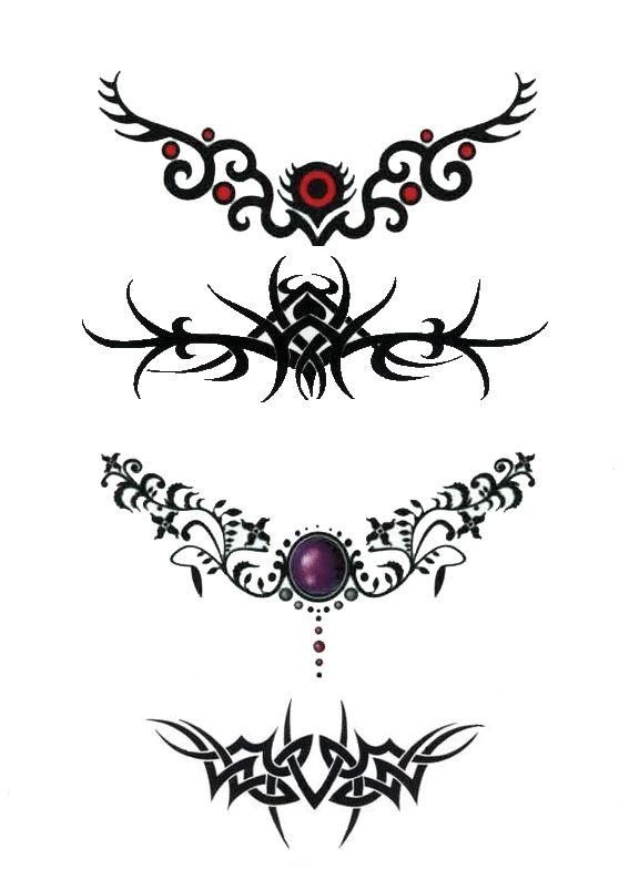 image detail for ring tattoo designs tribal ring tattoo designs