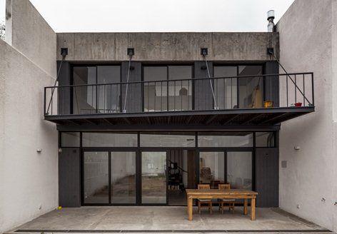 OFFICE HOUSE LUNA, Buenos Aires, 2013 - Hitzig Militello Arquitectos