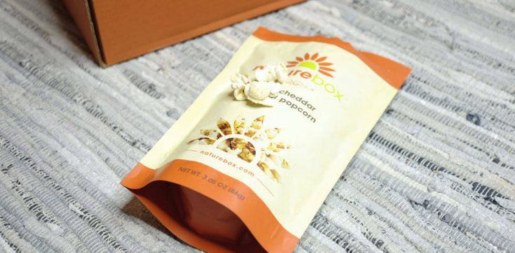 2018 EXCLUSIVE NATUREBOX REVIEW: DOES IT EVEN TASTE GOOD?