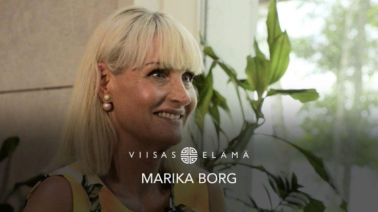 Viisas Elämä – Kohtaamisia – Marika Borg