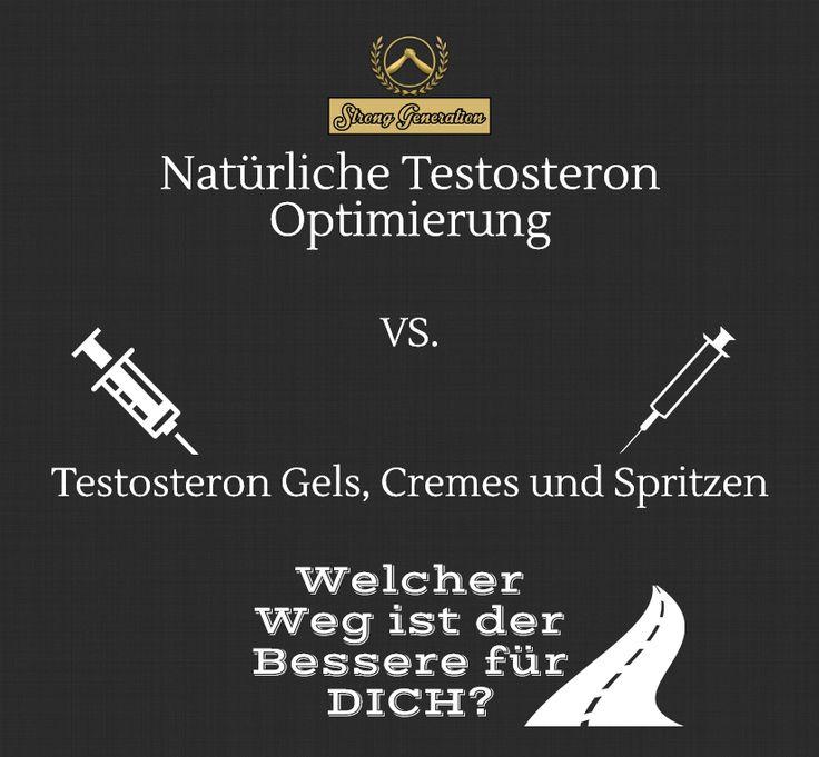 Finde es heraus: http://www.stronggeneration.com/testosteron-gels-cremes-und-spritzen-vs-natuerliche-testosteron-optimierung/  #Testosteron #Anabolika #Gesundheit