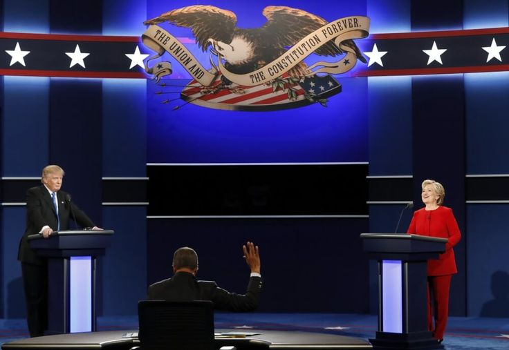 Third Presidential Debate 2016 Live Stream Free (CNN Fox Facebook Youtube): What Time to Watch Donald Trump vs Hillary Clinton Tonight - The Stone Builders Rejected-We are the chief cornerstone.