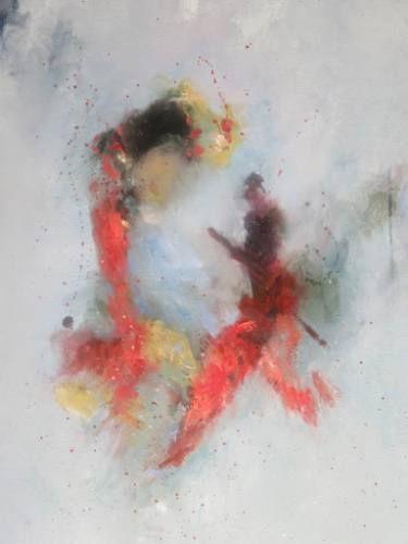 "Saatchi Art Artist Adrienne Silva; Painting, ""Dream Catcher"" #art"