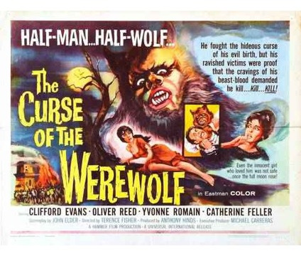 Good Hammer film..Werewolf 1961, Movie Posters, Scifi Film, Favourite Film, Best Horror Movie, Hammer Horror, Hammer House, Horror Film, Hammer Film