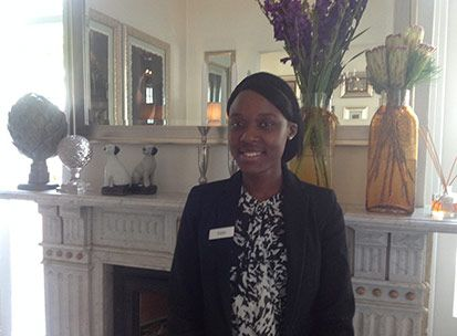 Faith Papaya - Guest Relations #MOREpeople