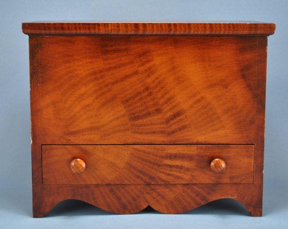 Antique Primitive Painted Child S Miniature Dresser: 292 Best Antique Children's Chests And Dressers Images On