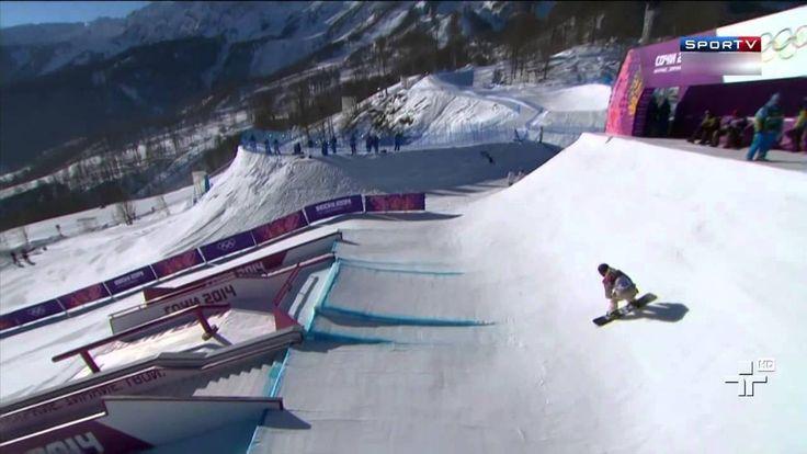 Jogos Olímpicos de Inverno estão sendo disputados em Sochi, na Rússia