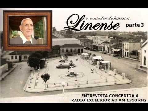 Entrevista com o Historiador Linense - Parte 03 - Radio Excelsior AD AM - YouTube