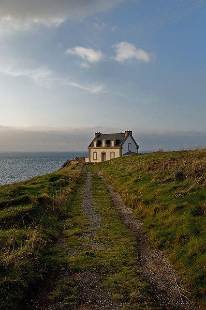 Beuzec Cap Sizun, Bretagne, France by Jean Marc Cevaër