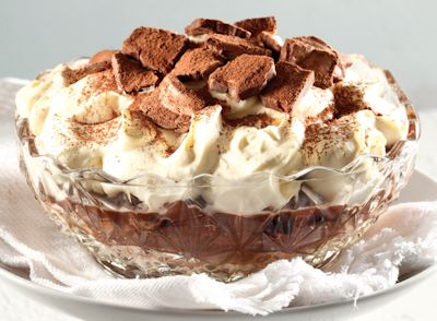 Bar One Trifle - Bak en Brou