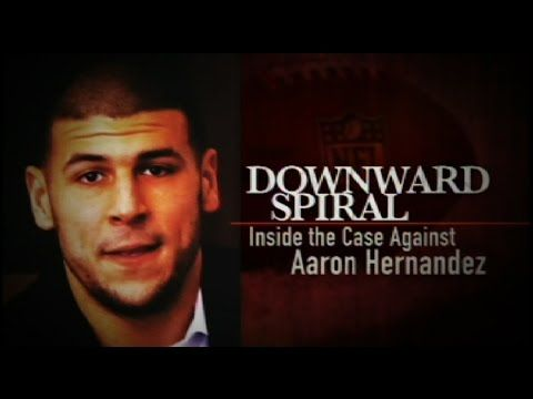 an examination of the aaron hernandez case Aaron hernandez started dating his fiancee, shayanna jenkins, in 2007 the couple had a daughter, avielle janelle hernandez, in november 2012 soon after their daughter's birth the family moved into hernandez's $13 million north attleboro mansion.