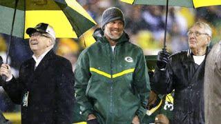 Trending News : Brett Favre's retired number unveiled by Packers