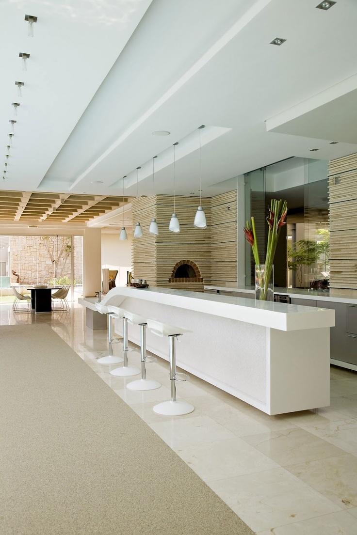 Contemporary Kitchen Design in Neutrals