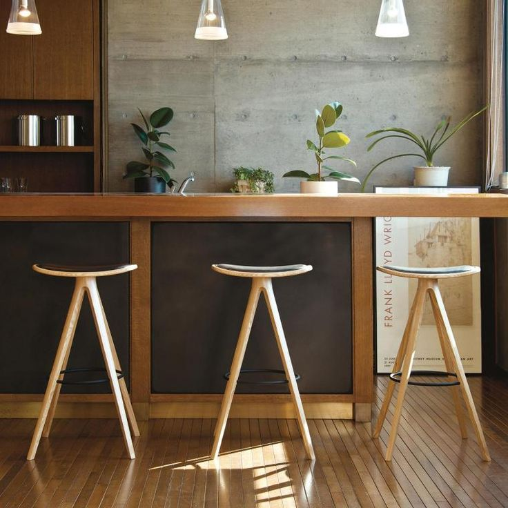 BCTD High stool, Conde House