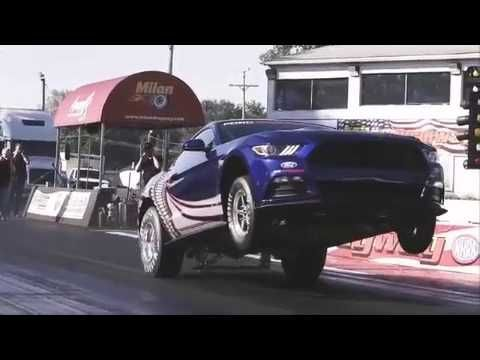 Ford Mustang Cobra Jet Review  - Official Launch