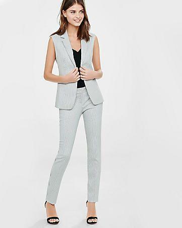 夏に涼しく着たいノースリジャケット☆ 20代の女性におすすめのレディース用スーツジャケットまとめ。