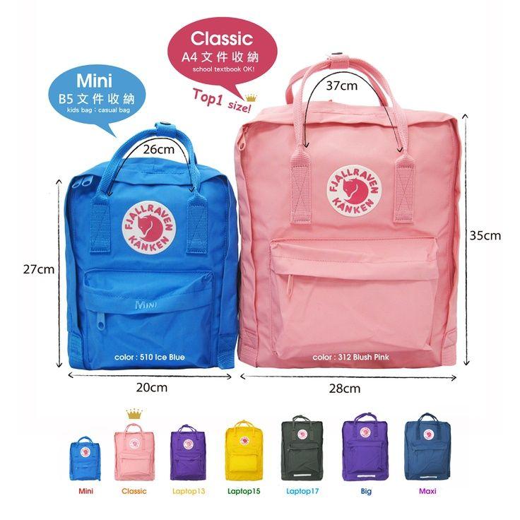 kanken backpack mini - Google Search