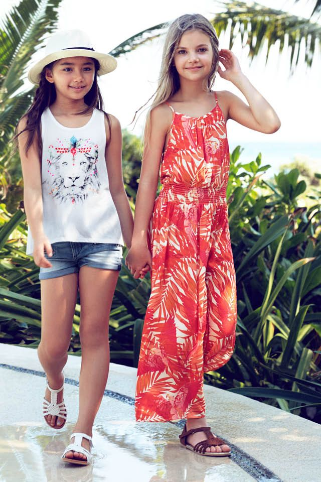 H m summer dresses kid