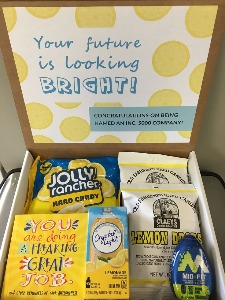 """Your Future is Looking Bright Box 