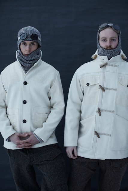 Hyper Mountain Sport: Fall 16: Nigel Cabourn AW12 COLLECTION