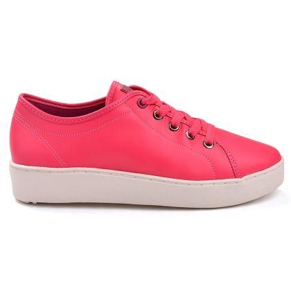 Tênis Casual Dijean 879151 - Rosa