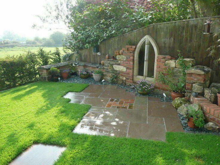 77 besten gartenideen Bilder auf Pinterest Garten terrasse - outdoor küche mauern