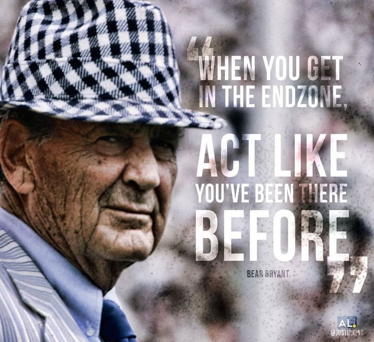 These legendary Alabama quotes will get you ready for the season | AL.com