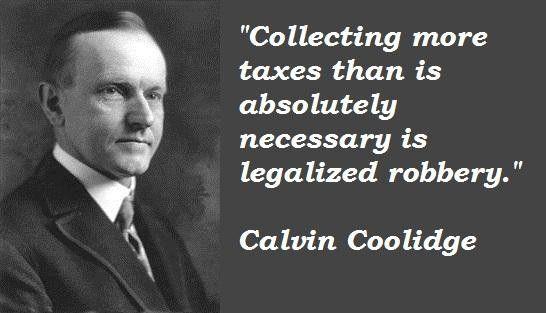 Calvin coolidge famous quotes 1