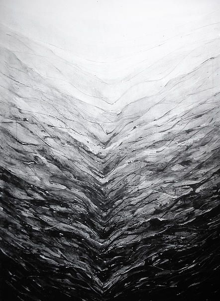 Mareo | PAINTINGS #abstract #mareo #painting #blackandwhite #design #creative #artgallery #contemporaryart #mountains #latinamericanart #nyc #barcelona #landscape #art #abstract #interiordesign #deco