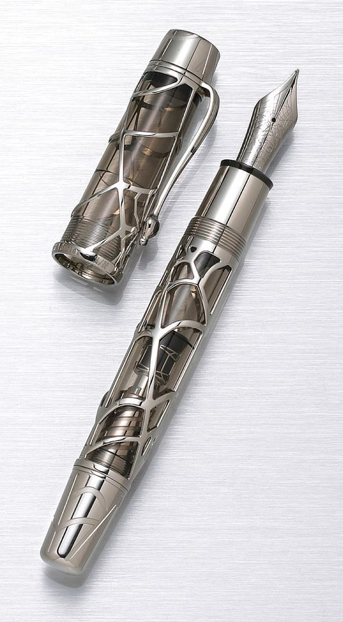 Montblanc Magical Black Widow Skeleton Limited Edition 88 Fountain Pen