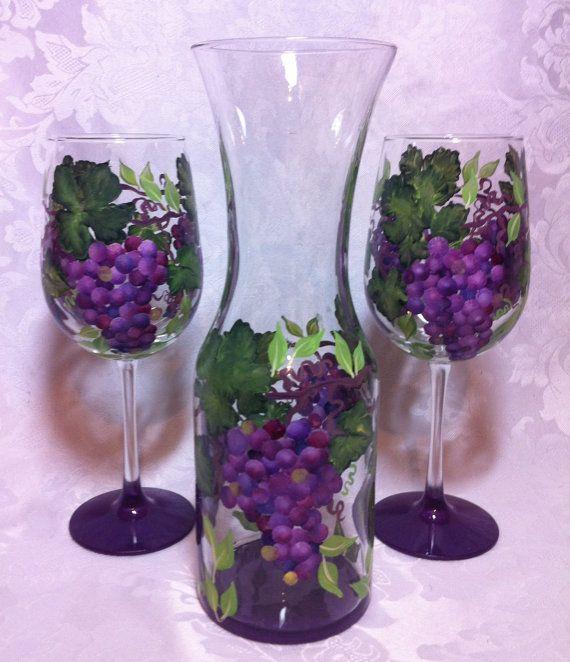 86 Best Grape Decor Images On Pinterest