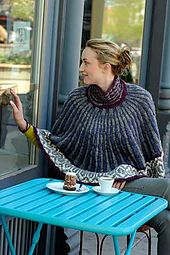 Ravelry: Rio Capelet pattern by Sandy Cushman