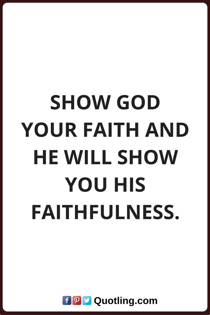 Religious Quotes About Faith 37 Best God Quotes Images On Pinterest  Powerful Quotes Proverbs