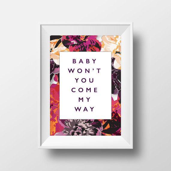 Fetty Wap Lyrics Baby Won't You Come My Way