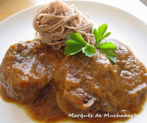 La carne de las CARRILLERAS de cerdo se saca de los mofletes de la cara del animal, es una carne deliciosa, melosa, gelatinosa, jugosa y...