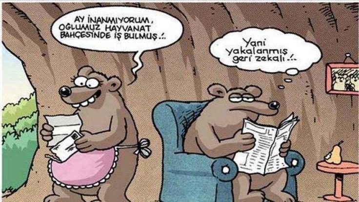 Sizi Gülme Krizine Sokacak 18 Karikatür