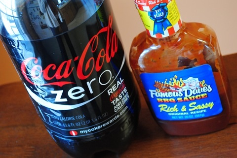 BBQ Pulled Pork (Crock Pot Recipe!) Coke of any kind, onion  Can't wait to try!
