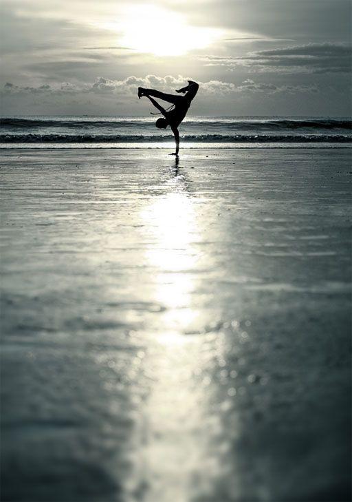 Capoeira de Noche