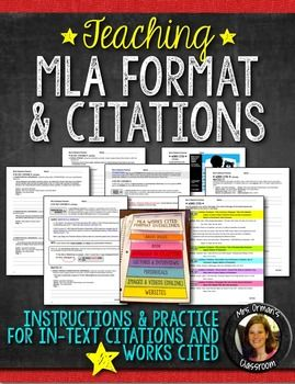 mla work cited essay within book Mla (modern language association) mla indicates you may cross-reference within your works cited list in order to avoid writing out the publishing information for each separate essay cite the work as you would a book.