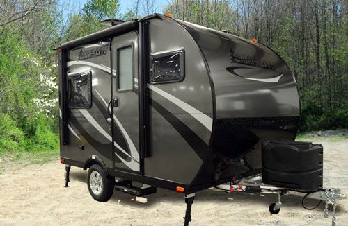 The top small travel trailers for 2016 including famous ...