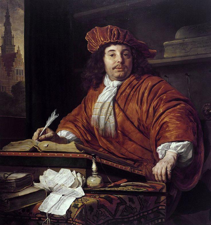 Daniel Bernard, by Bartholomeus van der Helst - Bartholomeus van der Helst - Wikipedia